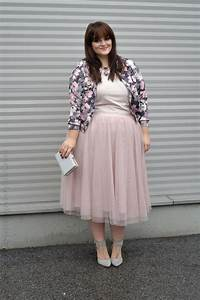5 plus size skirts for romantic outfits - Page 4 of 5 - plussize-outfits.com