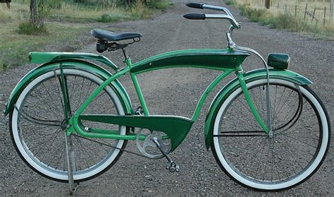 1941 Goodyear Clipper Tank Ballooner Bike Made By Colson Corp
