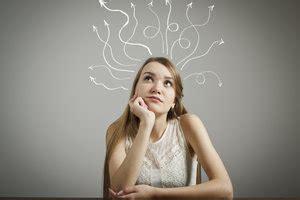 Zu Viele Gedanken Im Kopf  Was Tun?
