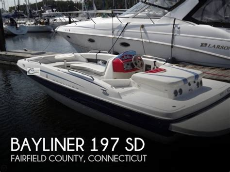 Craigslist Used Boats Fairfield County by Unavailable Used 2006 Bayliner 197 Sd In Fairfield