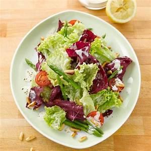 Salat Selber Anbauen : salat mit spargel und sherry dressing rezept living at home ~ Markanthonyermac.com Haus und Dekorationen