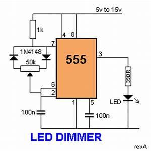 Led Dimmer Schaltung : tutoriais caseiro aprendizado on line circuito de dimmer para leds ~ Eleganceandgraceweddings.com Haus und Dekorationen