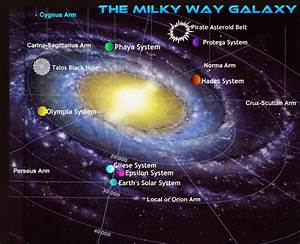 Breakthrough Blogs  M Is For Milkw Way Galaxy