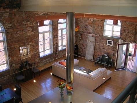 Loft Wohnen by Brick Lofts Apartments I Like