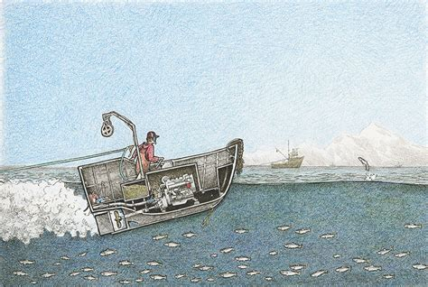 Skiff Boat Drawings by Peek Below Ship Decks In Illustrations Inspired By My Time