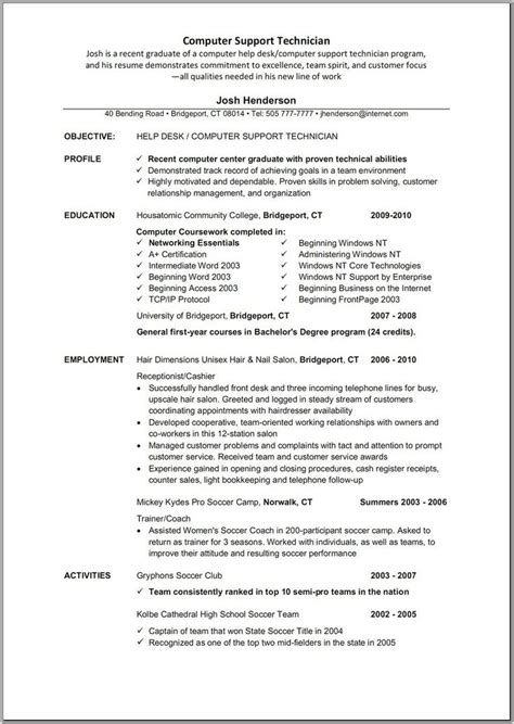 Sle Resume Templates by Sle Accounting Resume Objective 28 Images Sle Tax