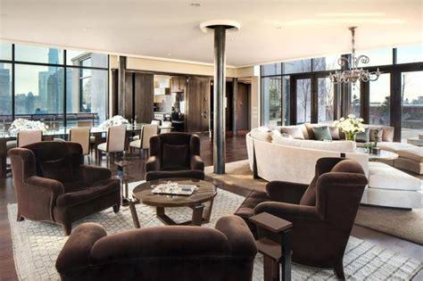 Stunning Duplex Penthouse Soho New York City Usa