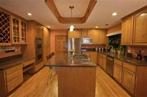 kitchen with light wood floors kitchen wood floors lovetoknow 8758