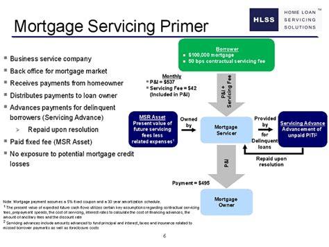 mortgage servicing flagstar mortgage servicing