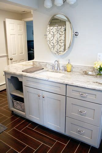 Thomasville Bathroom Cabinets And Vanities by At Home Master Bathroom Renovation Complete Thomasville