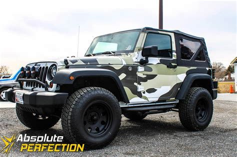 blue camo jeep camo jeep vehicle wrap absolute perfection baltimore md