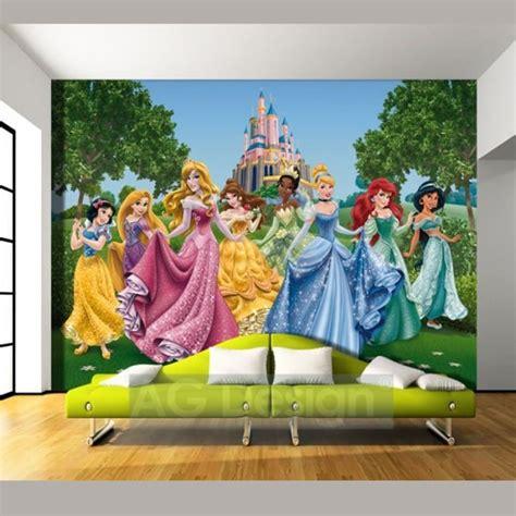 Tapisserie Disney by Papierpeint9 Papier Peint Princesse Disney