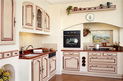 cuisines provencales modernes parement brique cuisine