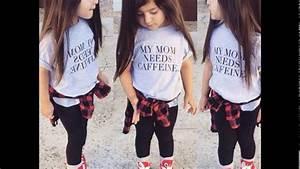 Colección de ropa para niñas moda, moda, YouTube
