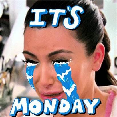 Monday Memes Giphy Gifs Sad Face Cry