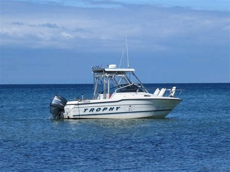 What To Look For When Buying A Boat by Buying A Walk Around Boat