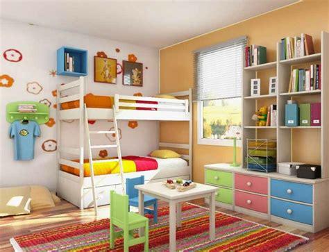 idee deco chambre mixte idée déco chambre la chambre enfant partagée