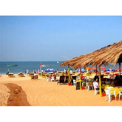 Baga Beach - One That Has it AllinnGOA.com