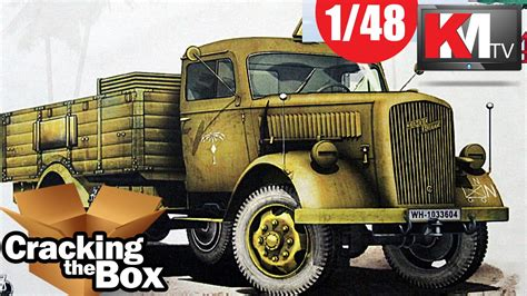 German 4x4 by Kfz 305 Opel Blitz 4x4 3t German Truck With Africa Plate