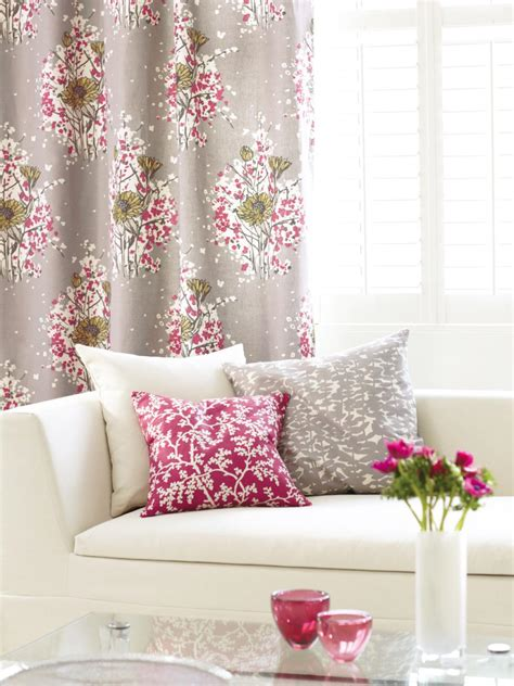 Raspberry Living Room Accessories by Design Trend Nature Inspired Decor Hgtv