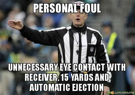 Nfl Ref Meme - referee memes google search funny memes pinterest referee memes and football memes