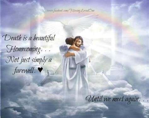 We Will Meet Again In Heaven Quotes