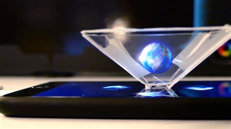 Diy Smartphone 3d Hologram Tutorial