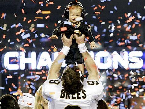 New Orleans Saints Quarterback Drew Brees Says Super Bowl