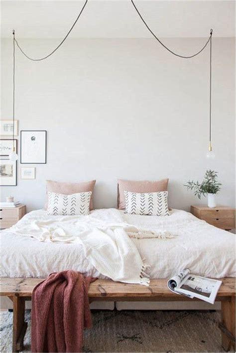 une deco minimaliste deco chambre decoration maison