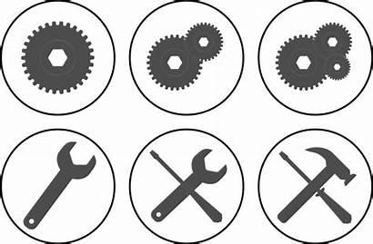 Clipart Setup Configuration Icon Icons Setting Clip