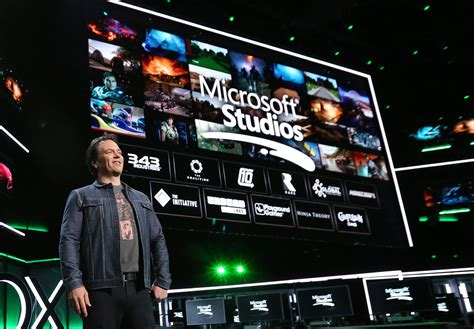 Microsoft Doubles Its Game Development Studios And Showcases More Than 50 Games On E3 Stage