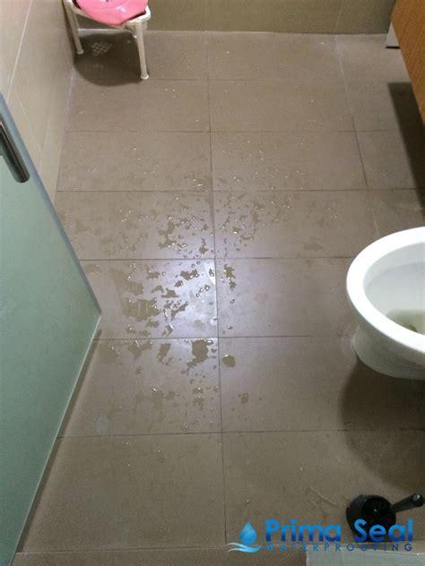 Common Bathroom Waterproofing Singapore (HDB   Woodlands