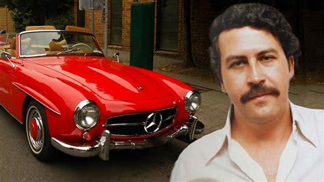 Pablo Escobar Car by Pablo Escobar 4 000 000 Cars Collection