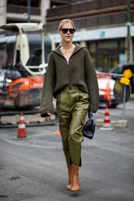 street style   milan fashion week spring