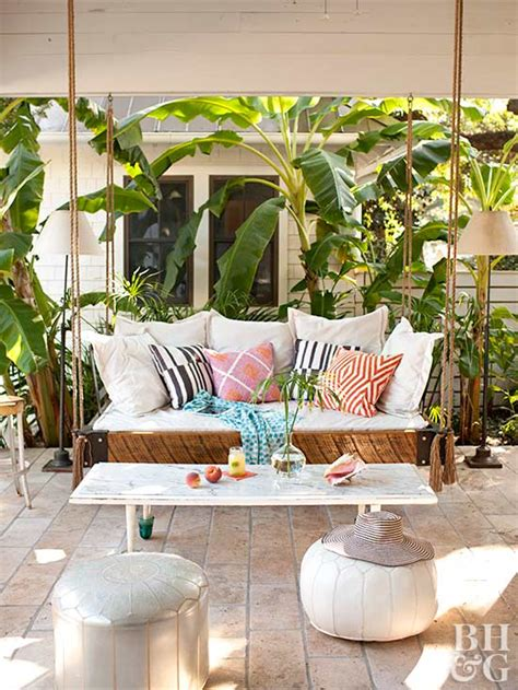 Inspiration: How to Decorate a Porch - The Inspired Room