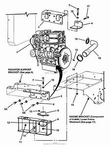 Kubota Wiring   Kubota G5200 Parts Diagram