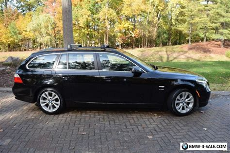 Bmw Station Wagon For Sale by 2010 Bmw 5 Series 4 Door Station Wagon Awd For Sale In