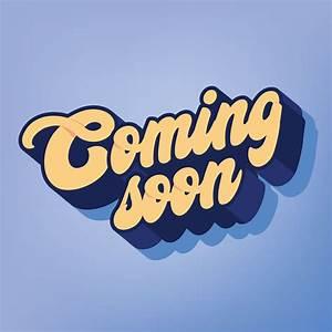 Coming, Soon, Typography, Vector, Design, 621840
