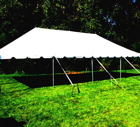 tents chance of showers tent rentals