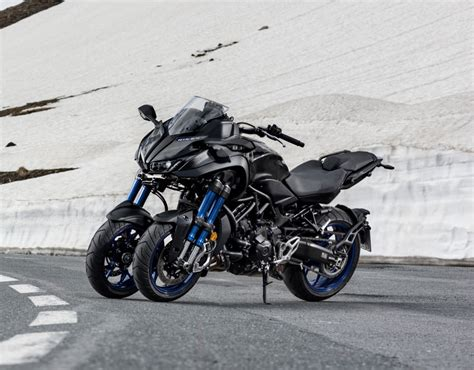 Yamaha Niken by 2019 Yamaha Niken Ride Review
