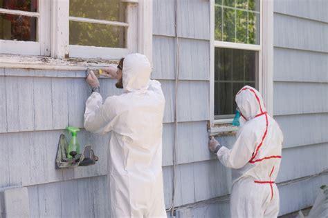 test  asbestos   home emi alaska