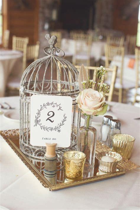 inspiring vintage wedding centerpieces ideas