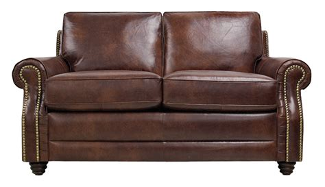 Italian Leather Sofa And Loveseat by New Luke Leather Caramel Brown Italian Leather Quot Levi