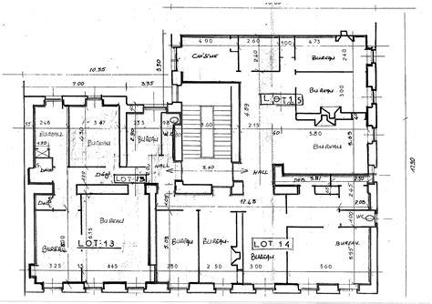bureau plan loué bureaux 300 m2 centre gioffredo carabacel