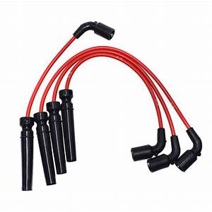 56010 New Spark Plug Ignition Wire Set 8mm For Chevrolet