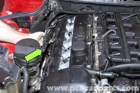 2006 Bmw 5 Series Engine Diagram by Bmw E39 5 Series Valve Cover Gasket Removal 1997 2003