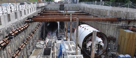 Eglinton Crosstown LRT Western Tunnel - Kenaidan ...