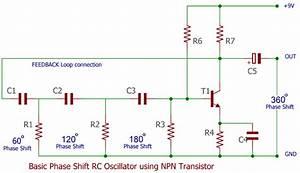 Threephasewavegenerator Signalprocessing Circuit Diagram