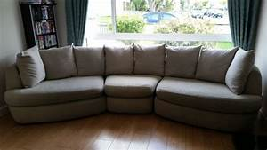Large Curved Sofa For Sale For Sale In Bray Wicklow From