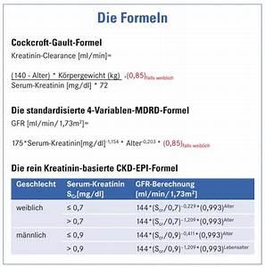Variable Berechnen : arzneimittel und niere ~ Themetempest.com Abrechnung